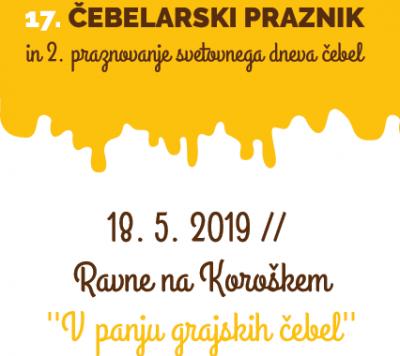 17. čebelarski praznik in druga obeležitev svetovnega dne čebel